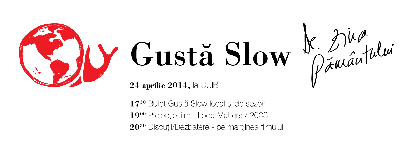 Gustă Slow 2014