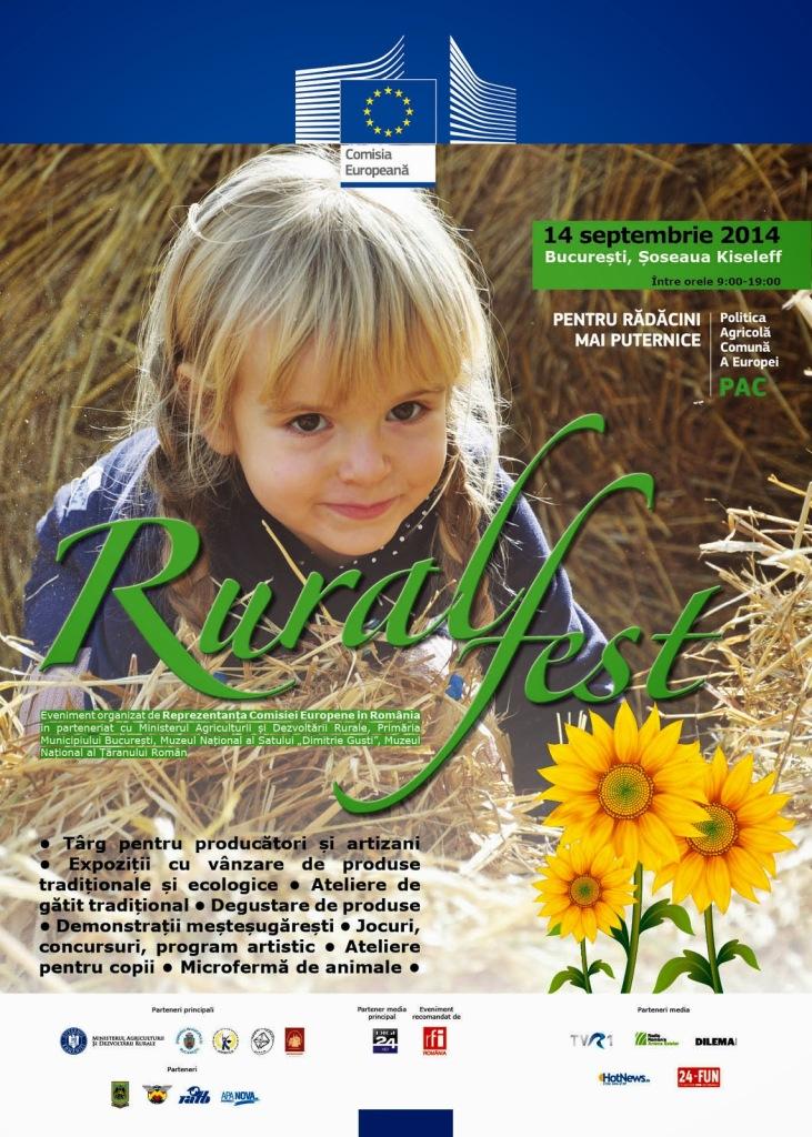 Afis Rural Fest 2014