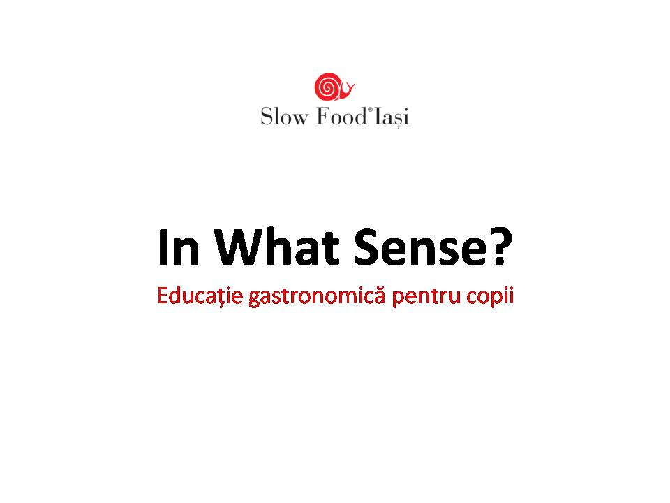 Slow Food Iasi In what sense-CD_001