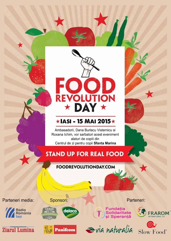 afis Food Revolution Day 2015